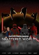DB ShatteredWorldsPoster