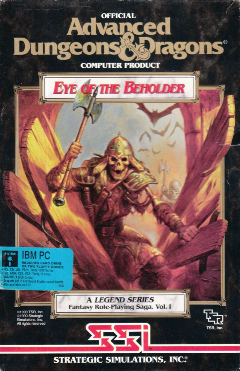 Eye of the Beholder (game)
