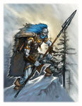 Frost giant - Mitch Cotie