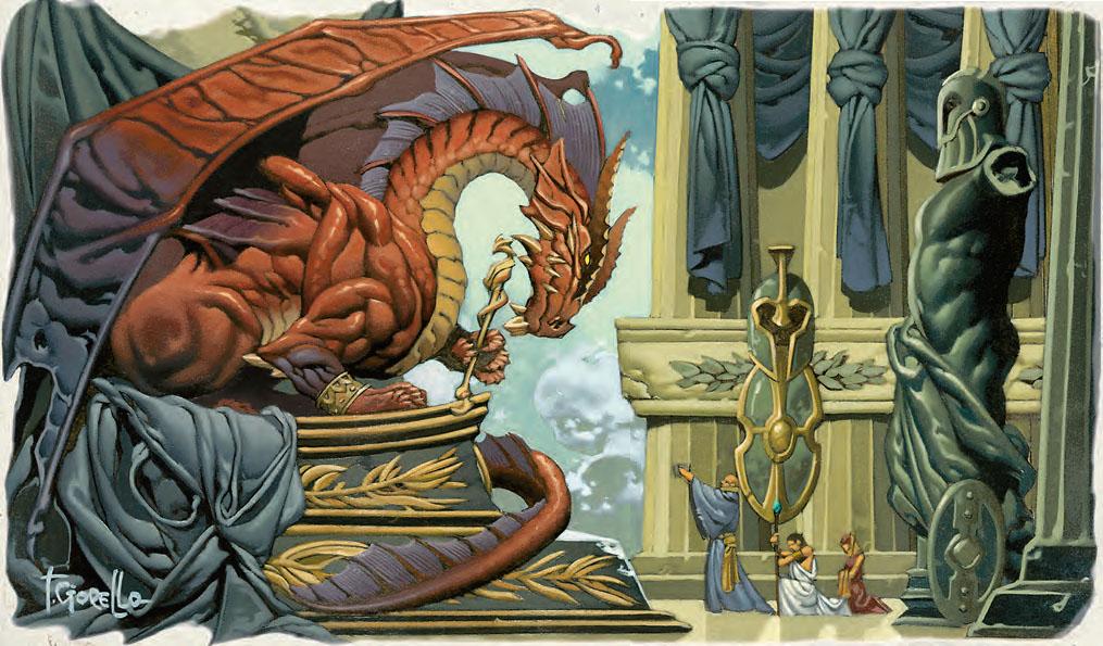 Dragon ascendant