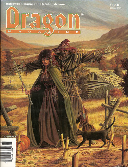 Dragon magazine 150