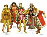 Powers & Pantheons priests 1