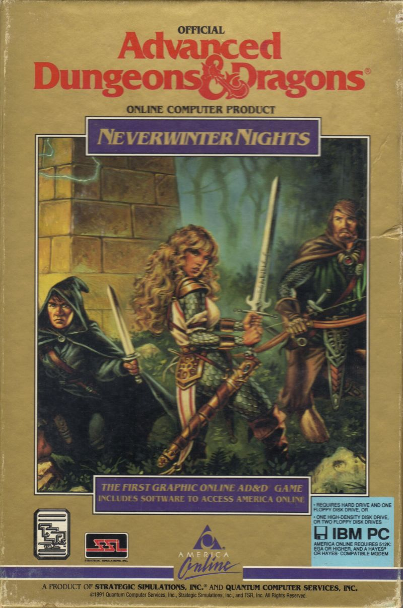 Neverwinter Nights (AOL game)