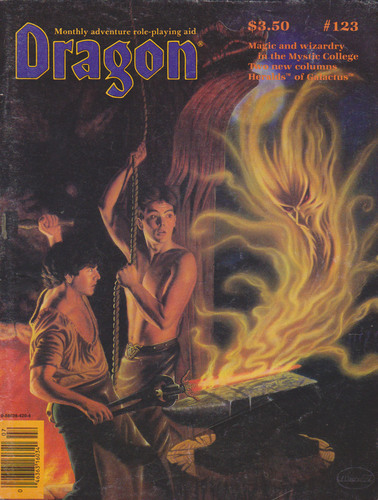 Dragon magazine 123