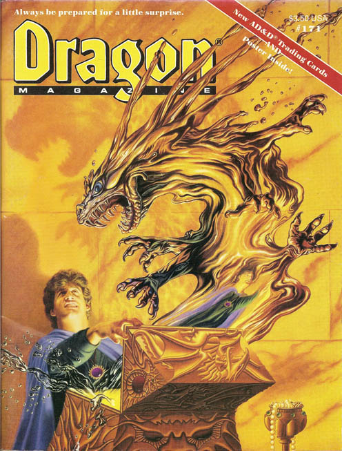 Dragon magazine 171