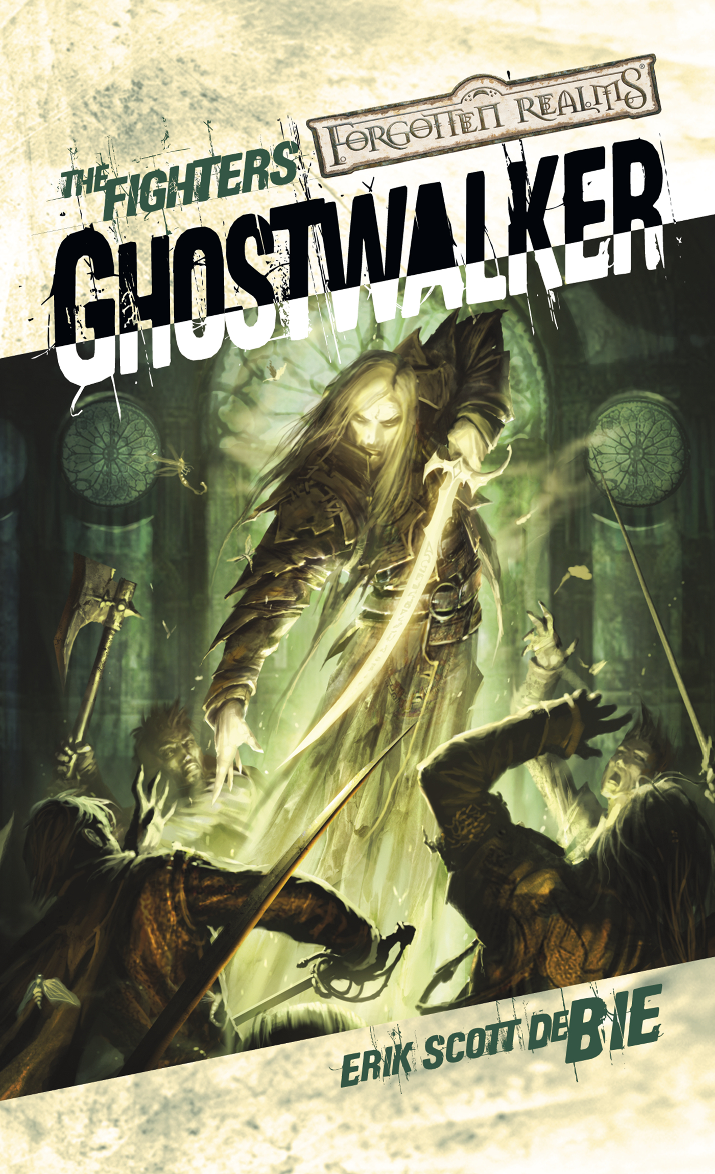 Ghostwalker (novel)