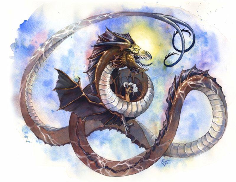 Styx dragon