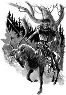 Grugach Reindeer