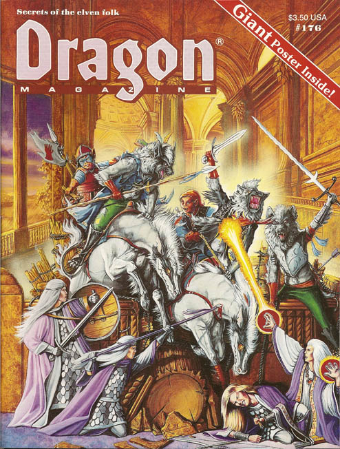 Dragon magazine 176