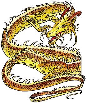 gold dragon png 5e