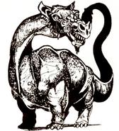 Catoblepas-A