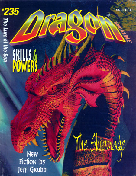 Dragon magazine 235