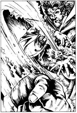 Ongeldyn's fist