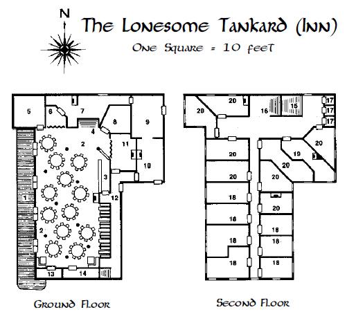 Lonesome Tankard