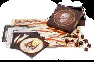 Baldur's Gate Descent into Avernus Dice & Miscellany contents