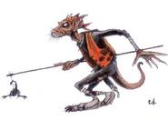 Kobold scorpion 2e