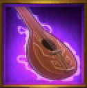 Lute of rest