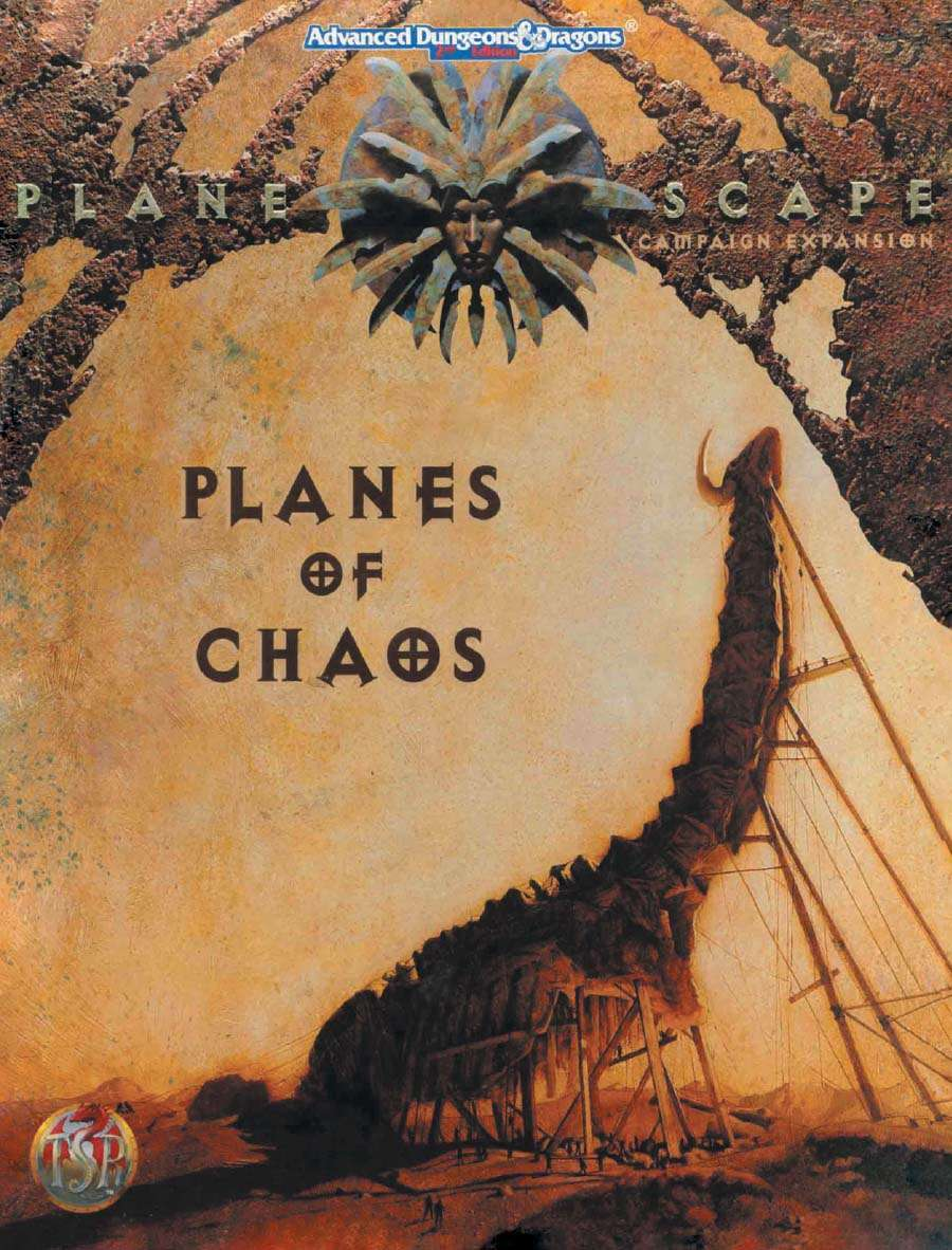 Planes of Chaos (boxed set)