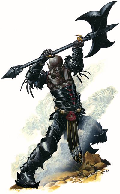 Death giant