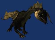 Neverwinter Nights 2 - Creatures - Black Dragon
