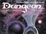 Dungeon magazine 36