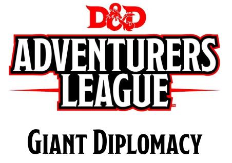 Giant Diplomacy