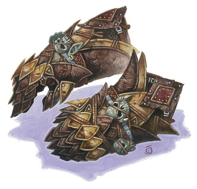 Gauntlets of ogre power