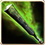 Tethyr-wood cudgel