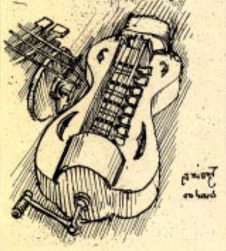 Yeoman's fiddle