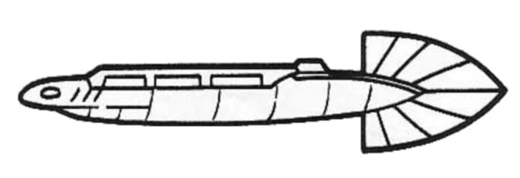 Eel ship