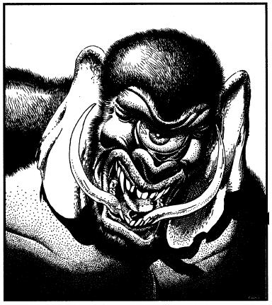 Ogre giant