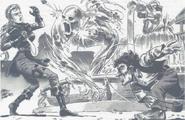 WaterWeird-Fight