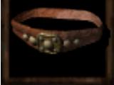 Belt of stones