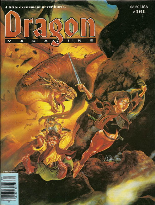 Dragon magazine 161