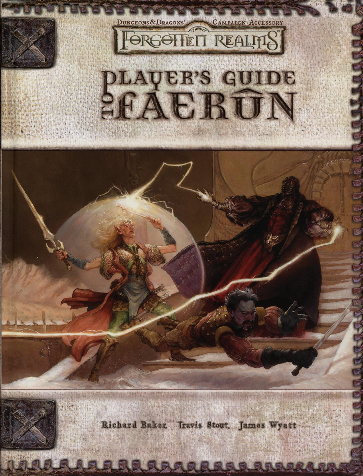 Player's Guide to Faerûn