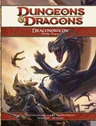 Draconomicon: Metallic Dragons
