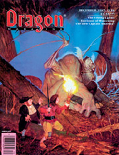 Dragon magazine 128