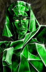 Emerald golem NWN