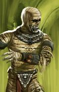 Warrior mummy NWN