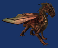 Neverwinter Nights 2 - Creatures - Red Dragon