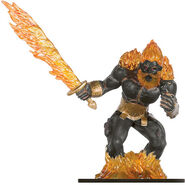 Against the Giants - Fire Titan