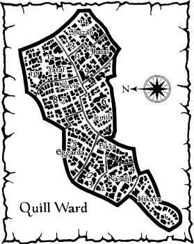 Calimport/Quill Ward