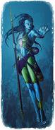 Female Aquatic Elf