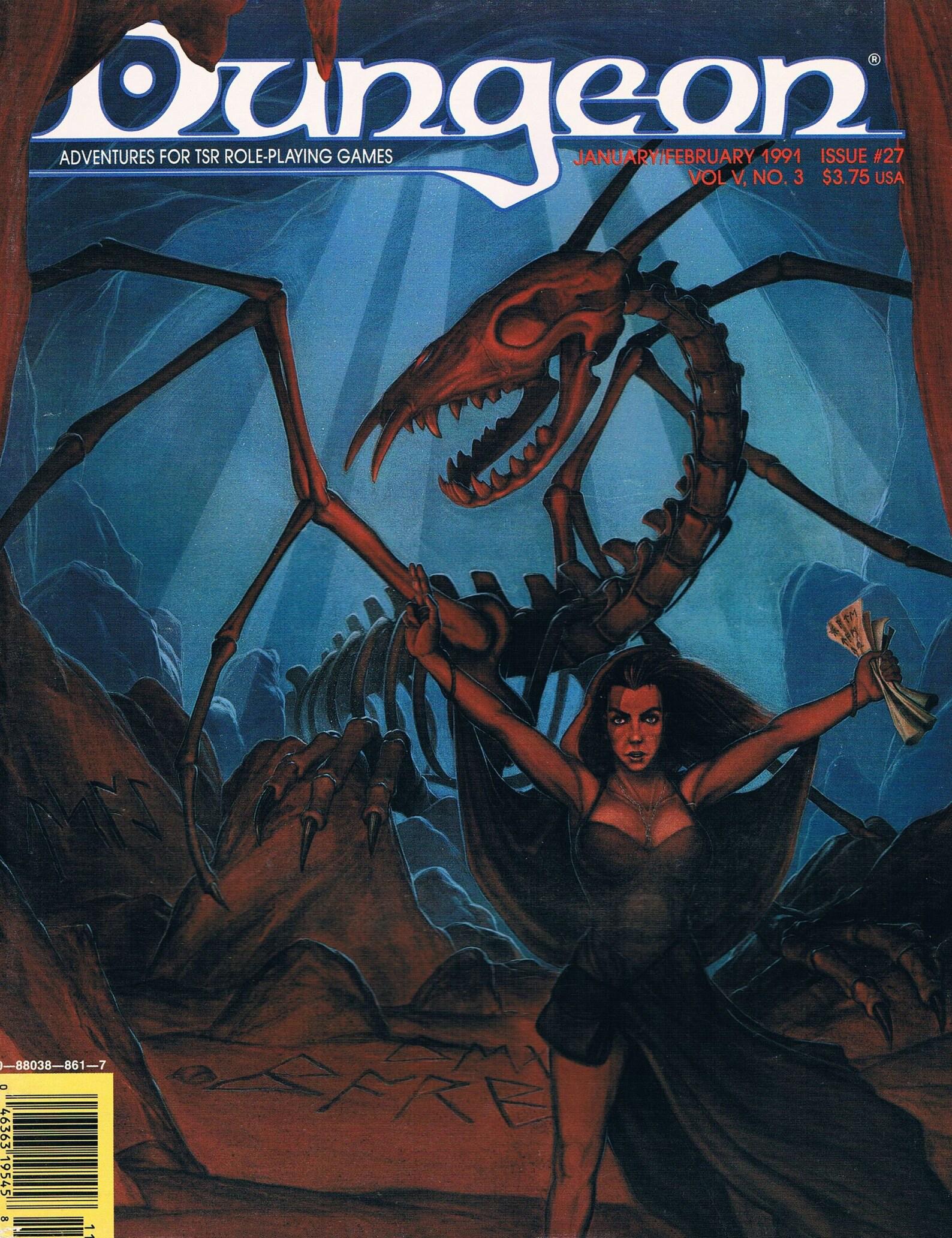 Dungeon magazine 27