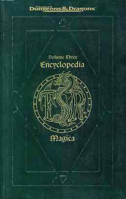 Encyclopedia Magica Volume III