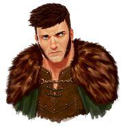 Falcon the Hunter