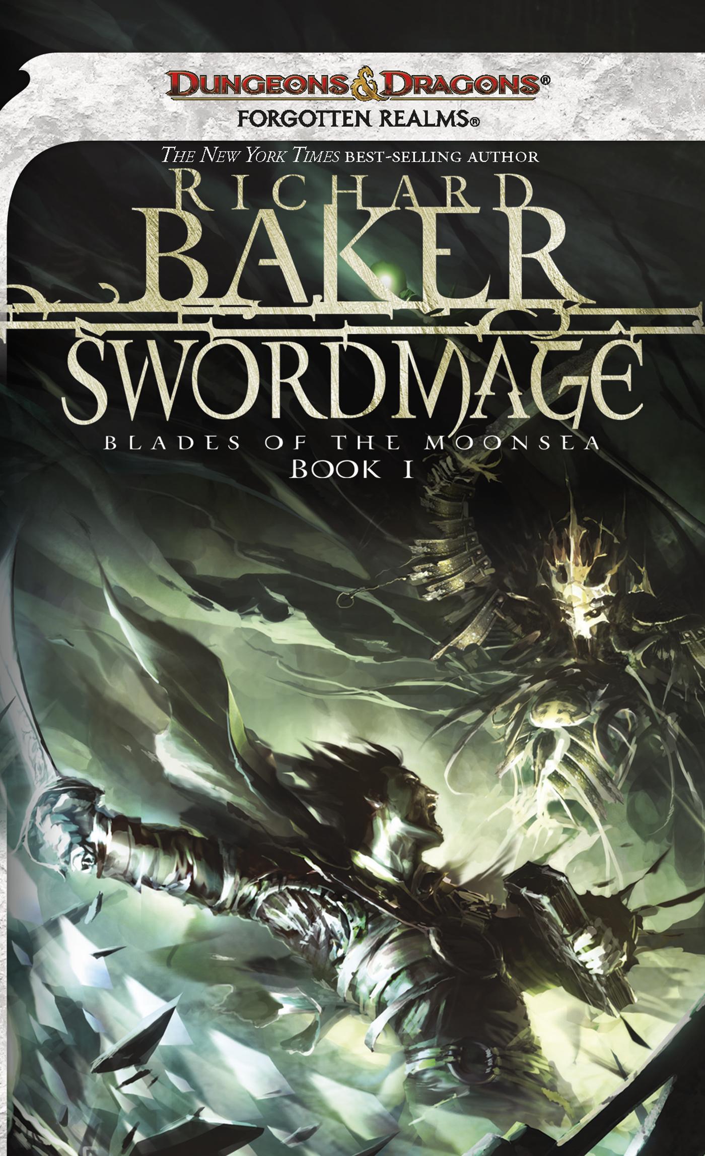 Swordmage (novel)