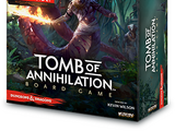 Tomb of Annihilation (board game)