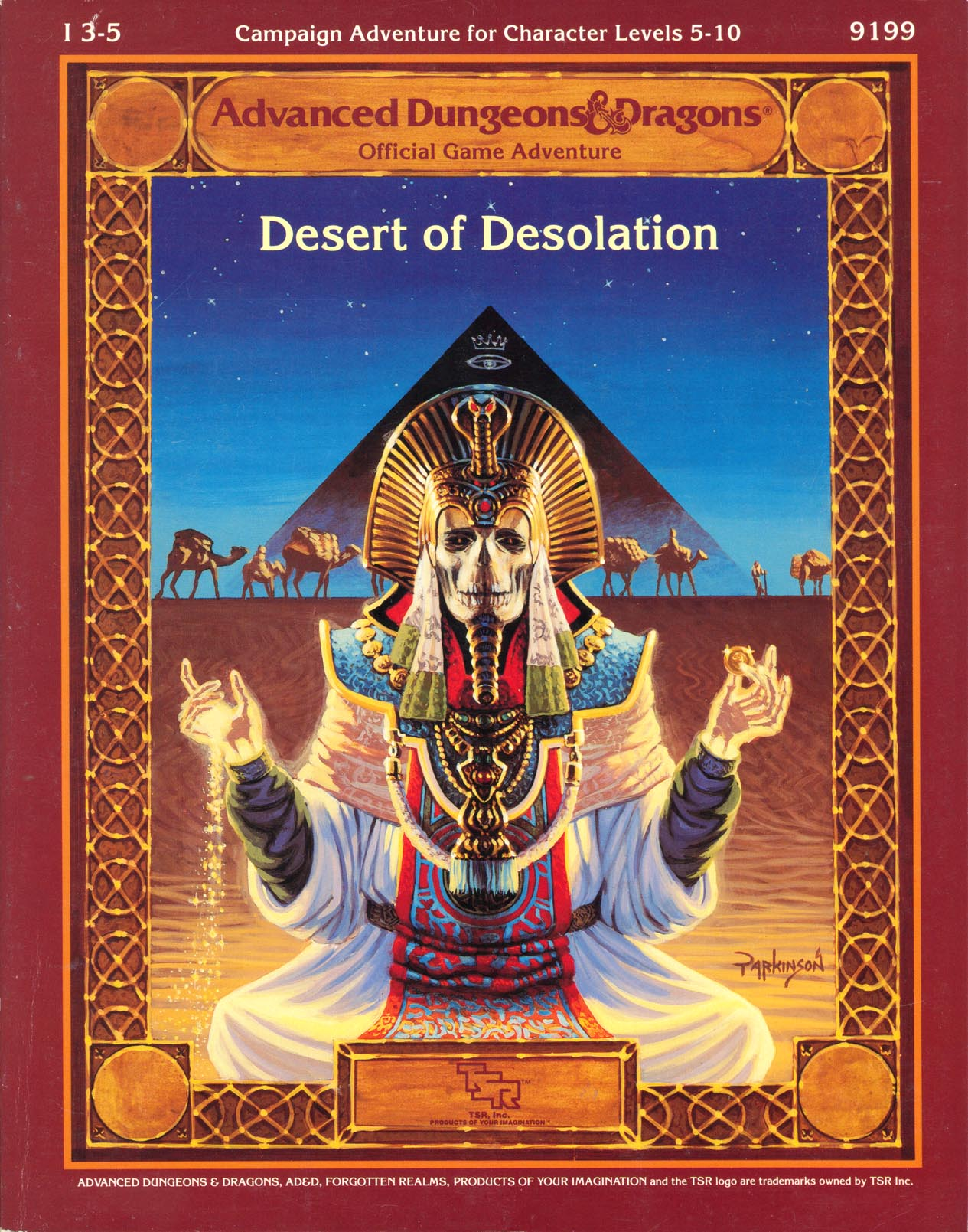 Desert of Desolation