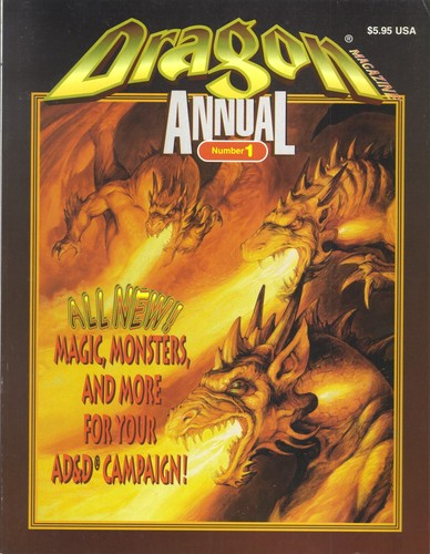 Dragon annual